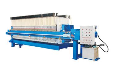 Chamber Filter Press