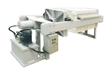 High Pressure Filter Press