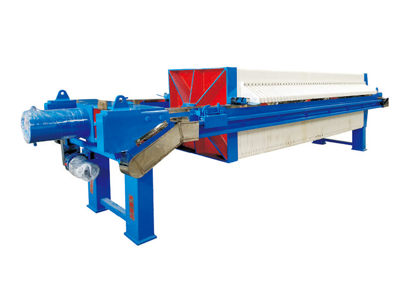 Chamber Automatic Plate Pulling Chamber Filter Press
