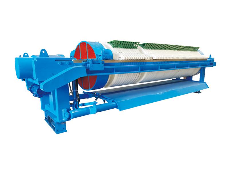 Round High Pressure Filter Press