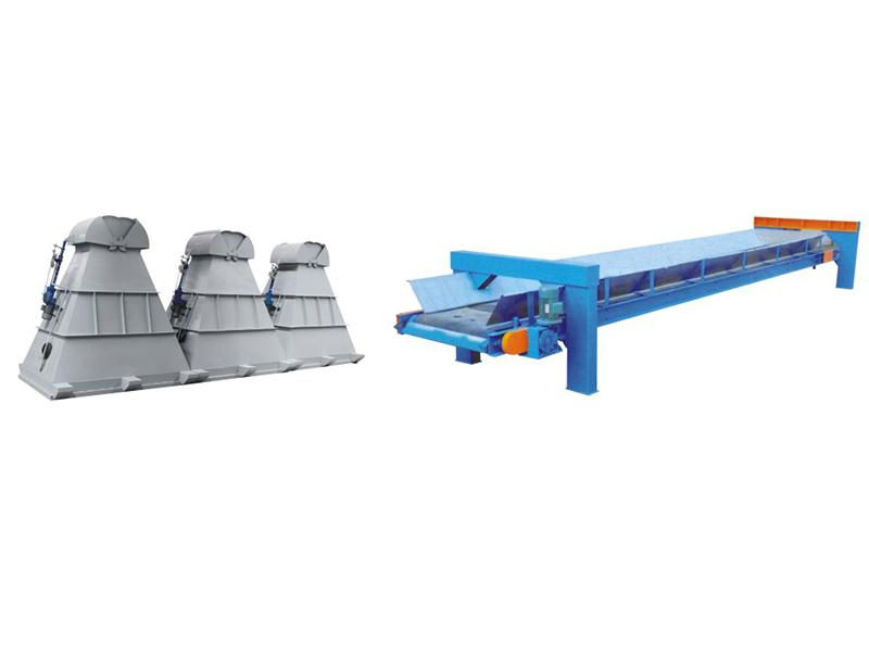 Automatic Filter Cake Conveyor