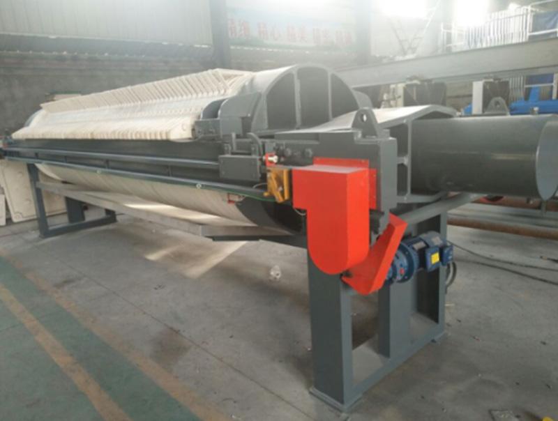 Chamber Round Hydraumatic Filter Press