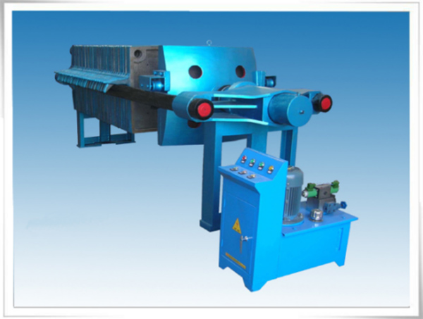 Cast Iron Plate and Frame Hydraumatic Filter Press