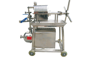 What is The Working Principle Of  Filter Press