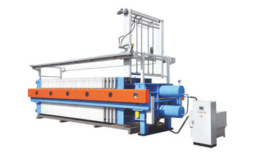 Chamber Filter Press Base Installation Can Not Be Ignored