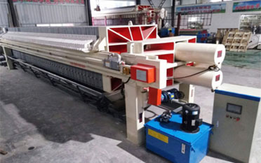 Reasons For Overheating Membrane Filter Press