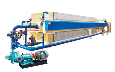 The Significance of Effective Filtration Area in the Filter Press