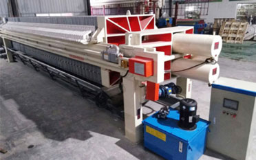 Why use the Membrane Filter Press to filter less moisture?